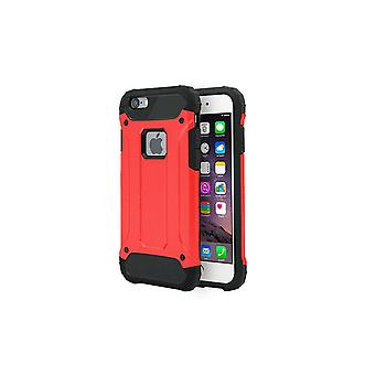 Aquarius Robuste robuste Rüstung Fall für iPhone, 7 rot