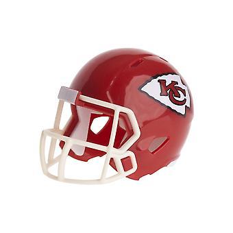 Riddell speed pocket football helmets - NFL Kansas City Chiefs