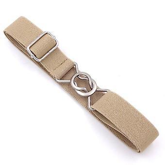 Ceinture tricotée élastique d'enfant pour, ceinture facile de toile d'enfant en bas âge