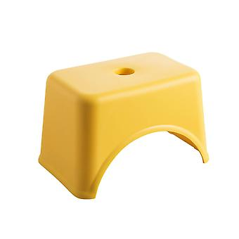 Thicken Plastic Square's Low Stool/small Bench Home Adult Change Shoes Stool