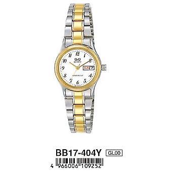 Q&q watch bb17-404y