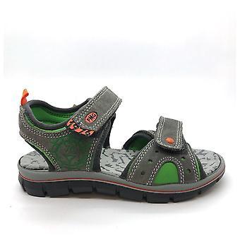 PRIMIGI Open Toe Sandals Grey Green