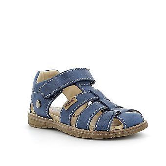 PRIMIGI Fisherman Style Sandal Navy Blue