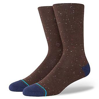 Stance Men's Socks ~ Icon 2 brown