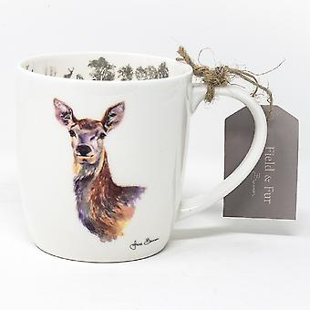 Jane Bannon Felicity Mug