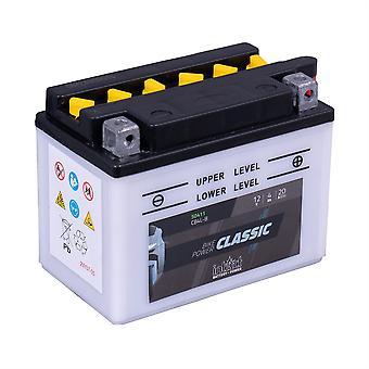 intAct CB4L-B Classic Bike-Power Battery With Acid Pack