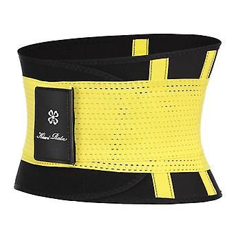 Fitness Gürtel Shaper Taille Trainer Trimmer Korsett Cincher Wrap Workout Shapewear