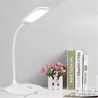Led Desk Lampe foldbar dæmpbar Touch Table Lamp Dc5v Usb Powered Table Light