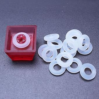 Keycaps Rubber O-ring Switch Dampeners For Cherry Mx Keyboard