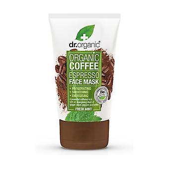 Organic Coffee Espresso Face Mask 125 ml