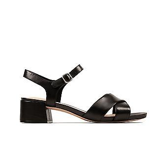 Clarks SHEER35 Strap 261484334 universal summer women shoes