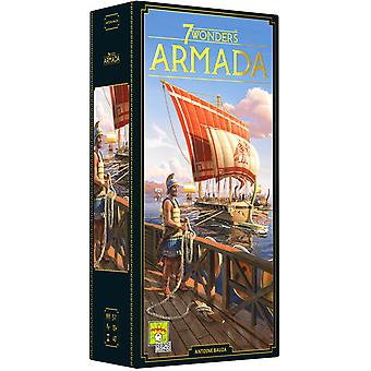 7 Wonders (2nd Edition): Armada Expansion