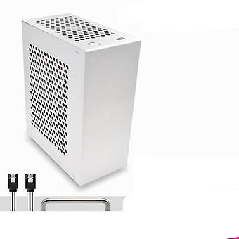 Maleta de aluminio portátil Htpc Desktop Computer