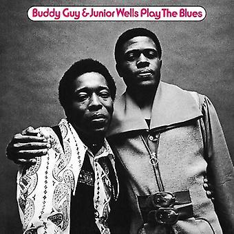 Guy,Buddy / Wells,Junior - Play The Blues [Vinyl] USA import