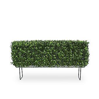 Sztuczny boxwood Hedge Deluxe 80x27 cm