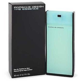 The Essence By Porsche Eau De Toilette Spray 2.7 Oz (men) V728-461331