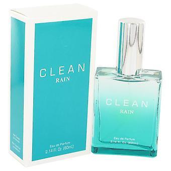 Clean Rain Eau De Parfum Spray By Clean 2.14 oz Eau De Parfum Spray