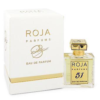 Roja 51 Pour Femme Extrait De Parfum Spray By Roja Parfums 1.7 oz Extrait De Parfum Spray