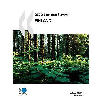 OECD Economic Surveys - Finland - Volume 2008 Issue 6 by OECD Publishi