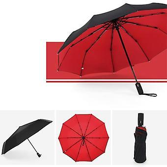 Double Layer Automatic Umbrella