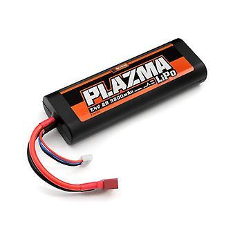 HPI 160160 Plazma 7.4V 3200mAh 30C Lipo Battery Pack