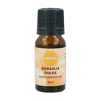 Orgaaninen makea oranssi eteerinen öljy 10 ml