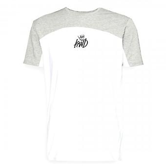 Kings Will Dream Freswick White/Grey Jersey T-Shirt