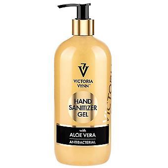 Antibakteriell hand gel - Aloe Vera - 500ml - Victoria Vynn