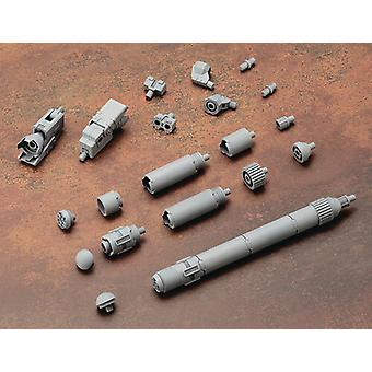 M.S.G. - Mecha Supply04 Propellant Tank Type Round USA import