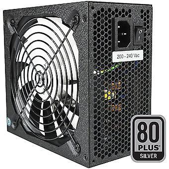 FengChun T 1RVIIAG800 - Computernetzteil (800W, 87% Wirkungsgrad, ATX, 12V, 14 cm Lfter, 80 Plus