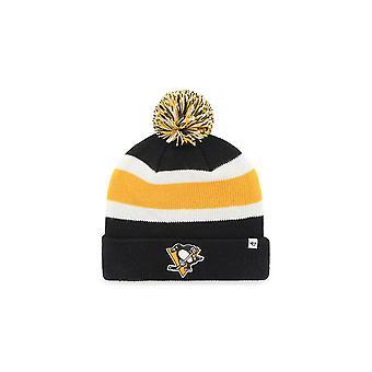 47 Brand Nhl Pittsburgh Penguins Breakaway kalvosinnappeli Neule