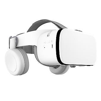 Leder 3d Virtual Reality, Vr Brille, Karton Helm Headset, Stereo Bobo