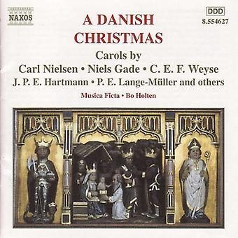Musica Ficta - A Danish Christmas [CD] USA Import