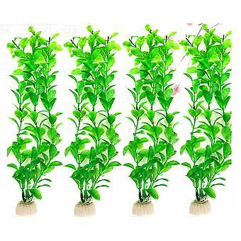2Pcs c akvárium tartály dekoráció szimuláció vízi növények akvárium táj meg hamis vízi növények dekoratív az21978