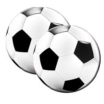Voetbal Servetten, 20St.