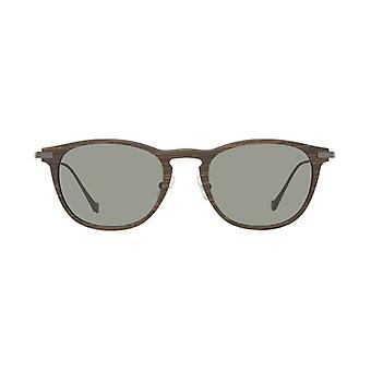 Men's Sunglasses Hackett HSB86211252 Brown (ø 52 mm)
