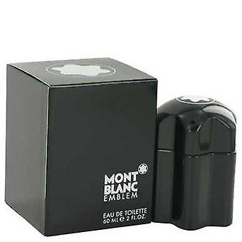Montblanc Emblem By Mont Blanc Eau De Toilette Spray 2 Oz (men)