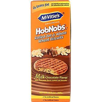 Mcvities ביסקוויט הובנוב חלב, מארז של 12 X 10.5 עוז
