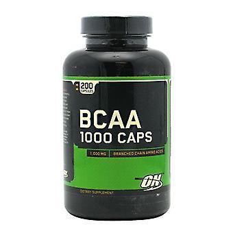 Optimal näring BCAA 1000, 200 caps
