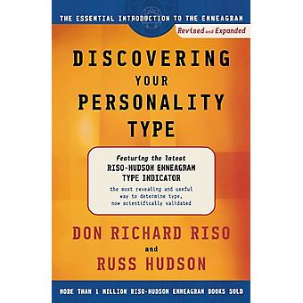 Discovering Your Personality Type by Don Richard RisoRuss Hudson