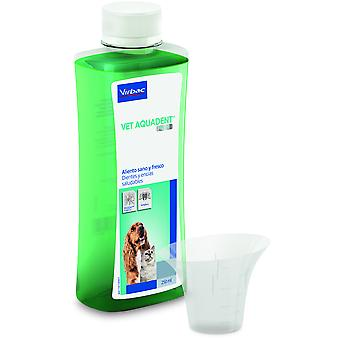 Virbac Vet Aquadent Liquid for Dental Hygiene in Dogs and Cats