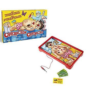 Board game Operación Hasbro (ES)