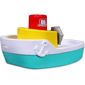 16-89003 Spraying Tugboat Spielzeugboot mit Wassersprüh-Funktion, blau