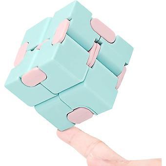Legetøj Stress Lindre Fidgeting Spil for børn og voksne, cute Mini Unique Gadget (Blå)