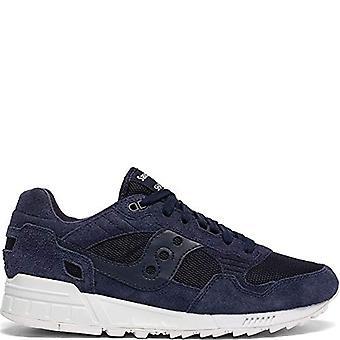 Saucony Originals Menn & apos;s Shadow 5000 Sneaker, Navy / Hvit