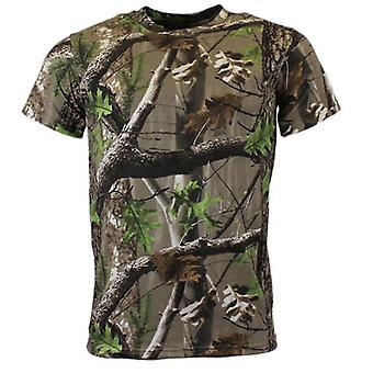Game Camouflage Short Sleeve T-Shirt - TREK105