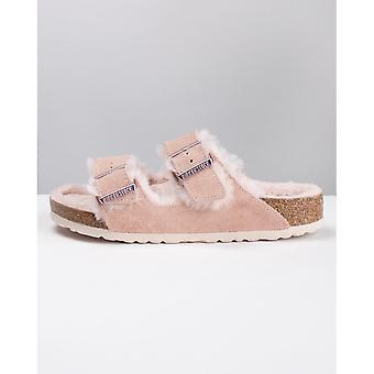 Birkenstock Birkenstock Arizona Shearling VL Womens Sandals 1020411