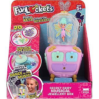Funlockets Salainen Magic Fairy Korut Box