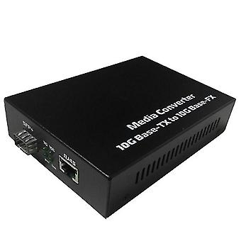 Media Converter Ethernet Switch To Fiber Optic Transceiver