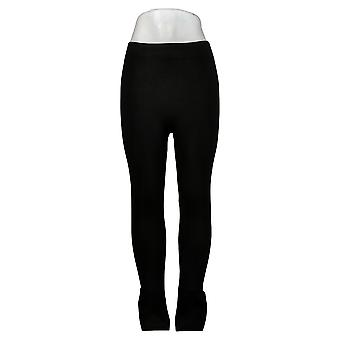 Rhonda Shear Leggings M/L Fleece-gefüttert Legging Schwarz 679977